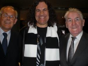 Peter Daniel, Kev, and Dave Mackay
