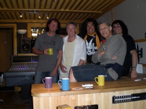 Fos, Trev, Me, Jeff, Simon