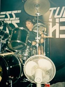 Simon Kay - Drums/Vocals
