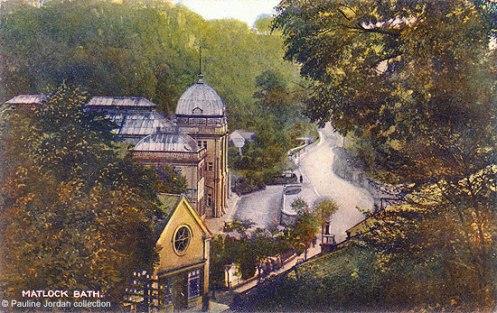 Matlock Bath Pavilion